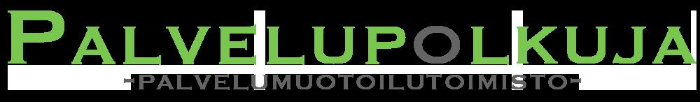 Palvelumuotoilutoimisto Palvelupolkuja Oy Retina Logo